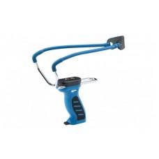 Рогатка MK-SL08 с магазином (синяя)