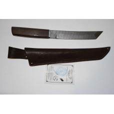 Нож Танто (дам. ст, венге, дюраль)