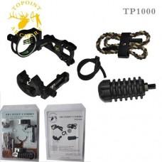 Набор аксессуаров для блочного лука Topoint TP1000