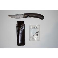 Нож складной Таёжник (дам. сталь)