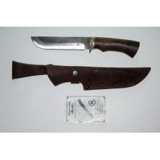 Нож Варяг (кован. ст. 95Х18, со следами ковки, венге, литье)