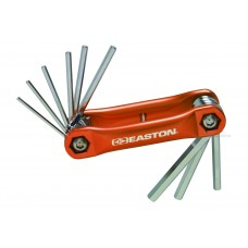 Комплект ключей-шестигранников Easton Pro Allen XL