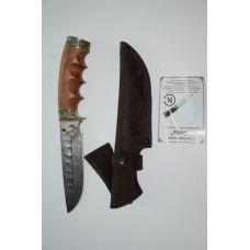 Нож Лорд (дам. ст. литье резная рукоять)