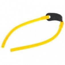 Резинка для рогатки желтая