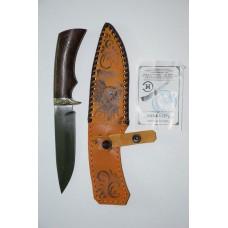 Нож Лазутчик (кован. ст. 95Х18, венге, литье)