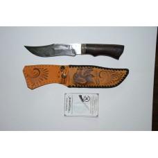Нож Муромец (кован. ст. 95Х18, венге, литье, гравировка)
