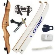 Лук классический разборный Sebastien Flute Optimo (с набором аксессуаров)