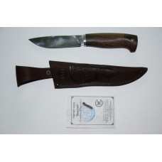 Нож Финский (кован. ст. 95Х18, венге, литье)