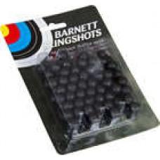 Шарики пластмассовые для рогаток Barnett 100шт.